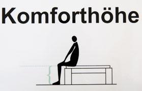 Senioren komfortbett massivholzbett holz bett buche for Komfortbett holz