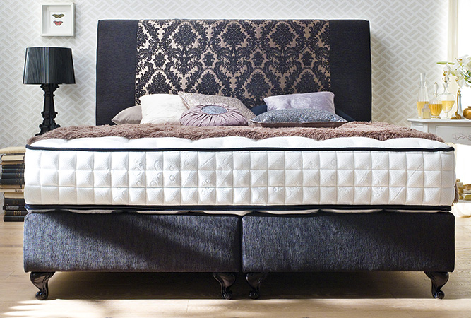 boxspringbetten informationen. Black Bedroom Furniture Sets. Home Design Ideas
