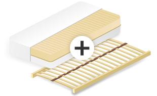 set angebote matratze lattenrost. Black Bedroom Furniture Sets. Home Design Ideas