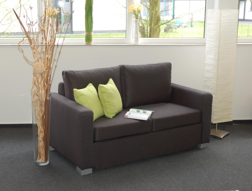 Sofa Schlafsofa Couch Klappbett Bettfunktion 130 X 200 Cm Liegefl Che Bett Ebay