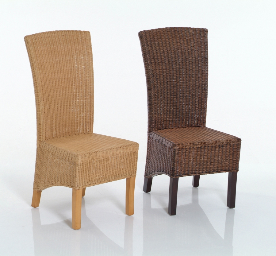 rattanstuhl alassio rattan stuhl korbstuhl korb stuhl ebay. Black Bedroom Furniture Sets. Home Design Ideas