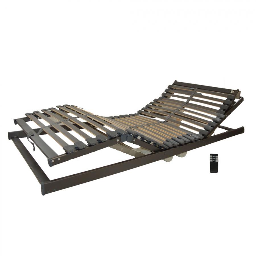 motor lattenrahmen technomat lattenrost elektrolattenrost 90 100 x 200 cm ebay. Black Bedroom Furniture Sets. Home Design Ideas