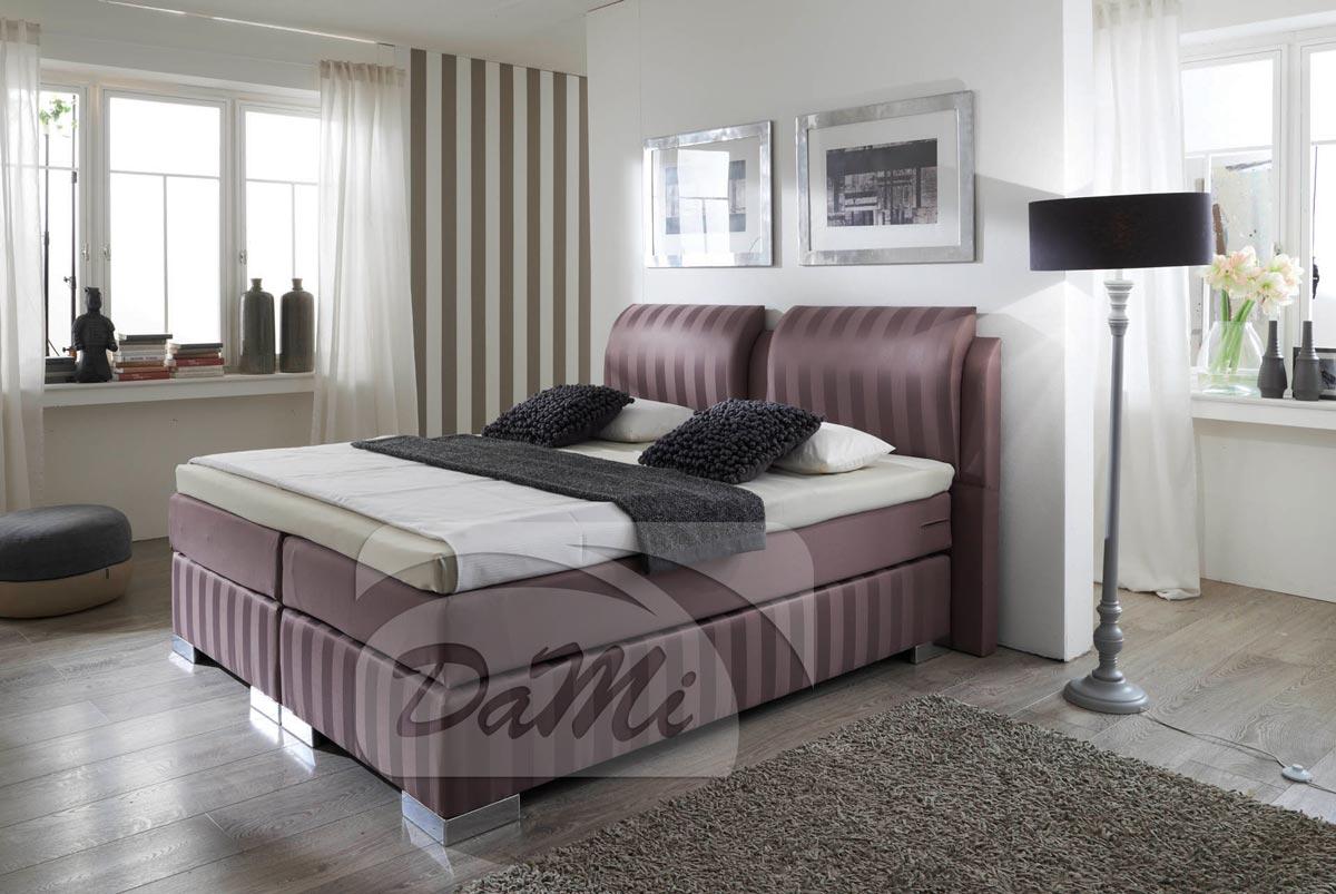 mia boxspringbett. Black Bedroom Furniture Sets. Home Design Ideas