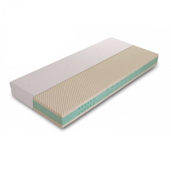 thermoelastische 7 zonen noppen visco kaltschaummatratze 140 x 200 cm dami thermo delux. Black Bedroom Furniture Sets. Home Design Ideas