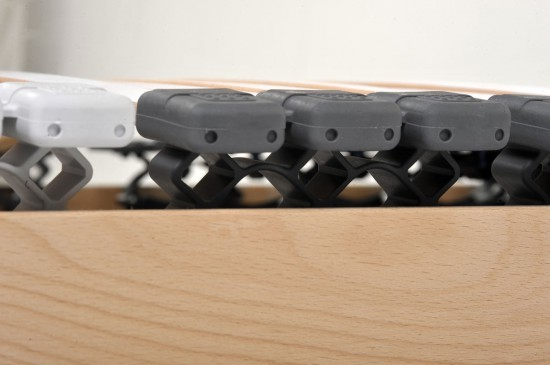7 zonen lattenrost 80x200 cm dami mediflex t200. Black Bedroom Furniture Sets. Home Design Ideas