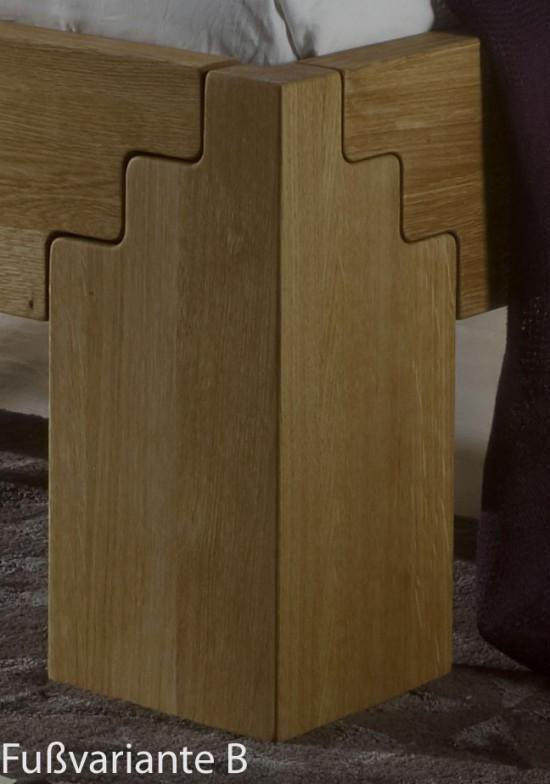 bett stella plus buche massiv wei lasiert metallfreies. Black Bedroom Furniture Sets. Home Design Ideas