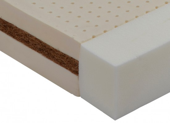 naturlatex kokos matratze dami vita natura kids baby matratze babymatratze ebay. Black Bedroom Furniture Sets. Home Design Ideas