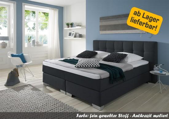 boxspringbett estrella. Black Bedroom Furniture Sets. Home Design Ideas
