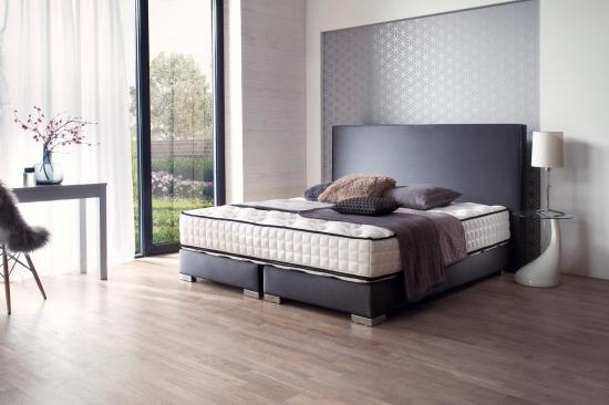 boxspringbett glasgow 180 x 200 cm. Black Bedroom Furniture Sets. Home Design Ideas