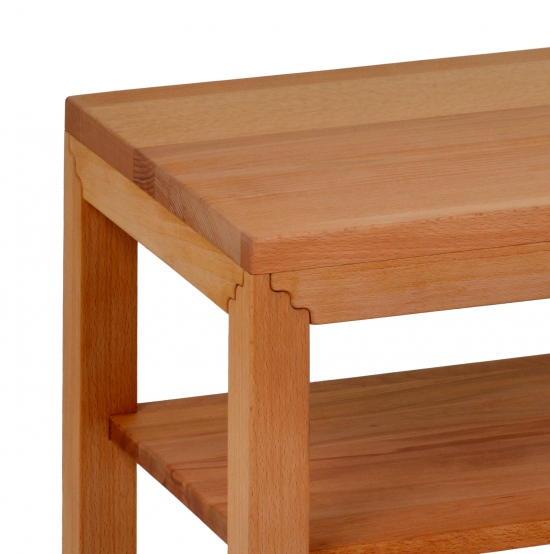 nachttisch stella buche massiv nachtisch. Black Bedroom Furniture Sets. Home Design Ideas