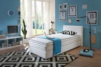boxspringbetten kaufen bei dami. Black Bedroom Furniture Sets. Home Design Ideas