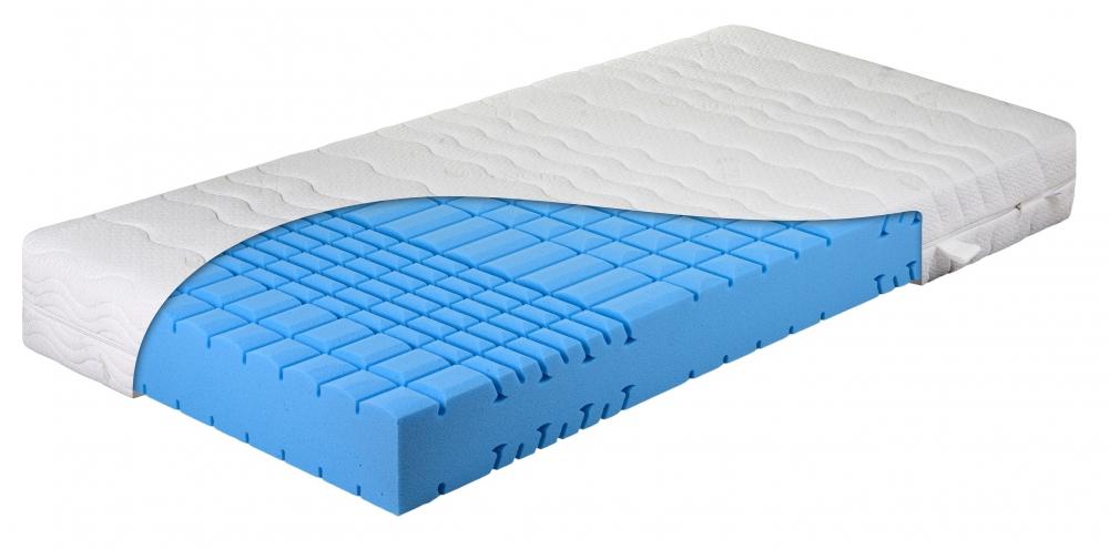 Orthopädische 7 Zonen Kaltschaummatratze 160 X 200 Cm Komfort