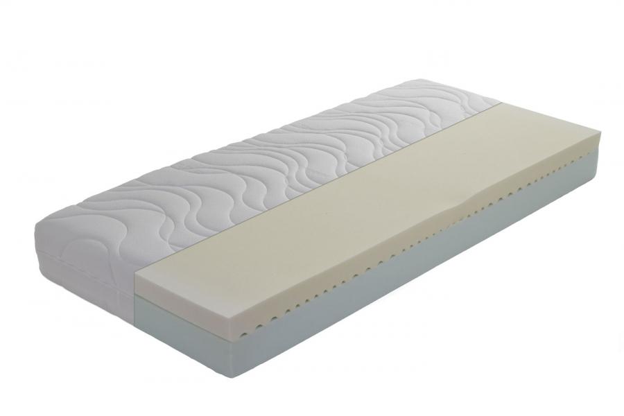 Thermoelastische Visco Kaltschaummatratze 100 X 200 Cm Dami Thermo