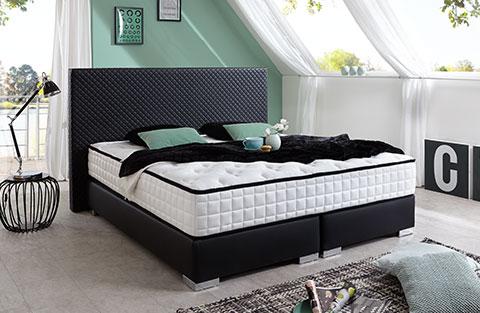 farbgestaltung schlafzimmer ihr bett individuell gestalten. Black Bedroom Furniture Sets. Home Design Ideas